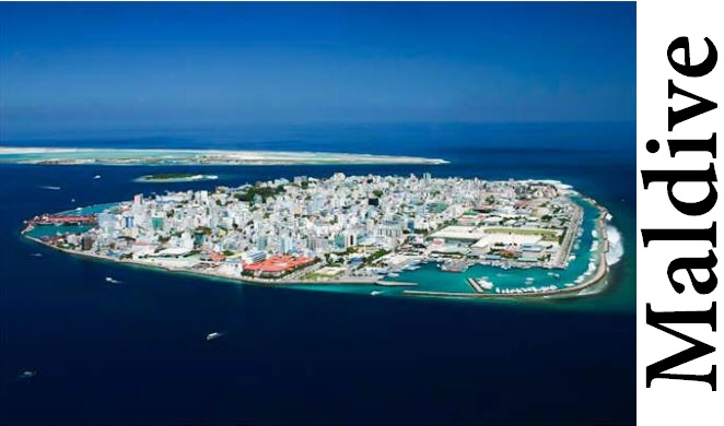 Small Country Maldives