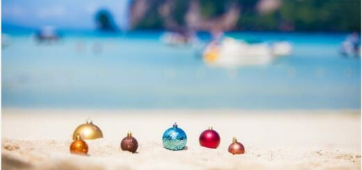 Christmas Vacations - Vacation in Asia in December