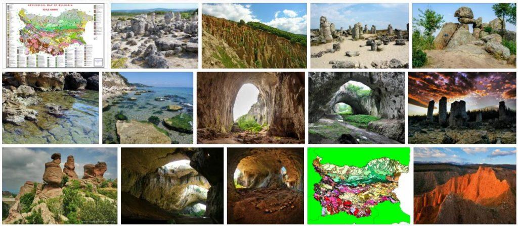 Bulgaria Geology