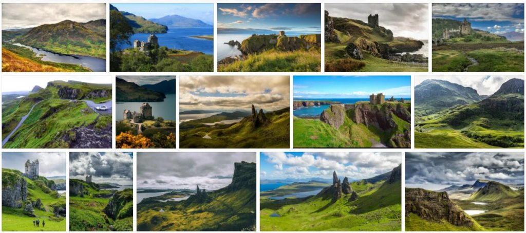 Scotland Overview