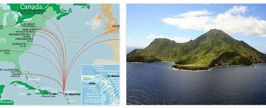 How to Get to Saba