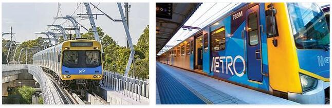 Public Transport Melbourne