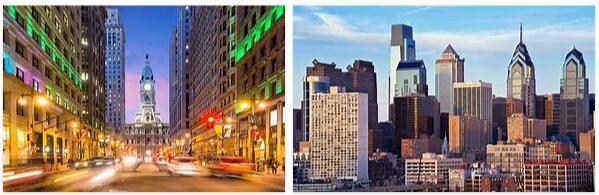 Philadelphia - the Largest City in Pennsylvania